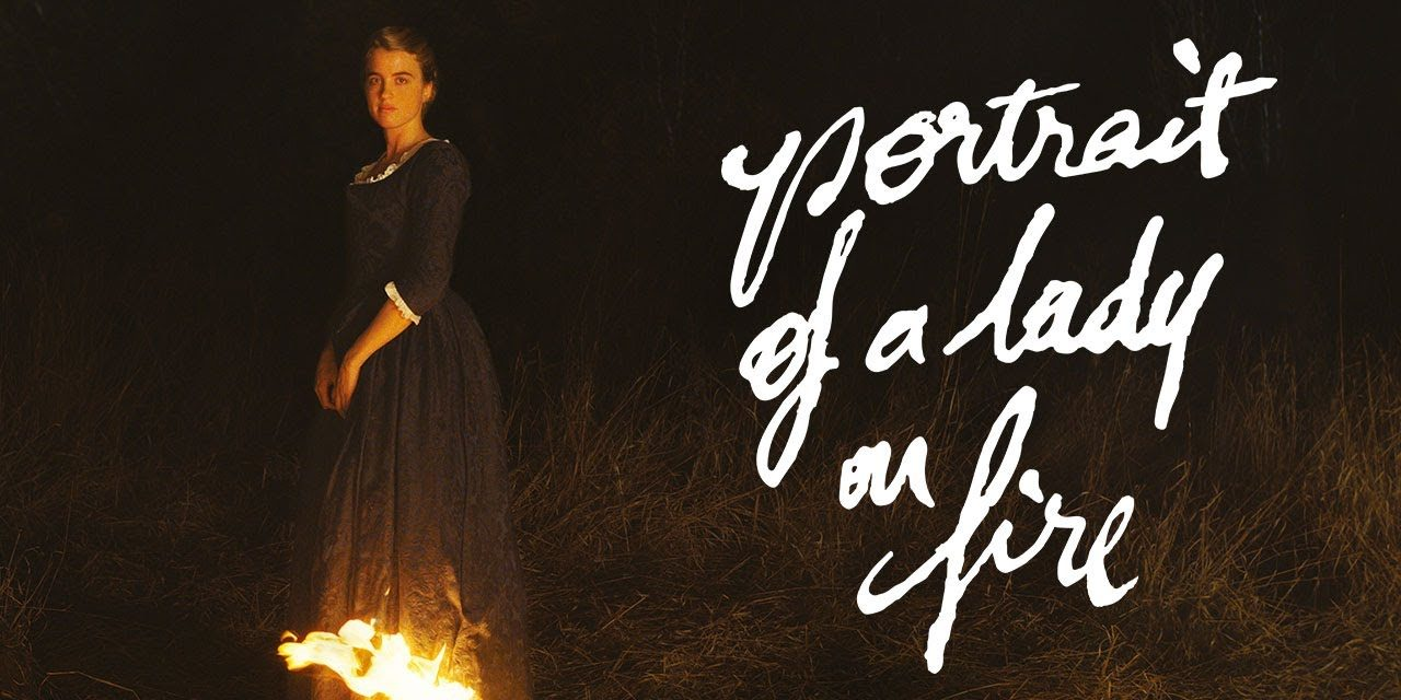 Image result for portrait of a lady on fire poster